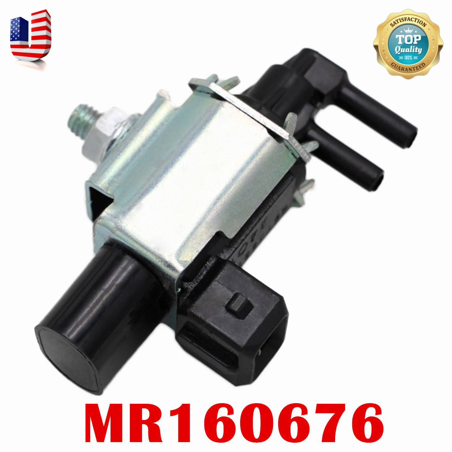 New Emission-Vacuum Valve for Mitsubishi Outlander 3.0L-V6 07-09 MR160676